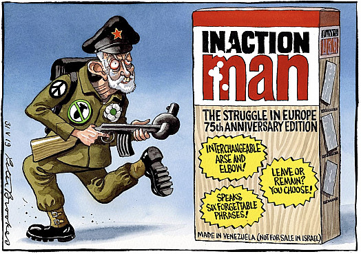 Inaction Man