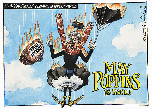 May Poppins is Back!