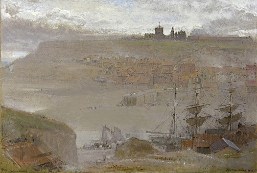 Whitby, Considered Decoratively