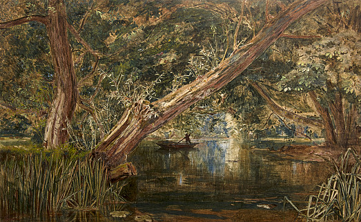 The Wooded Lake