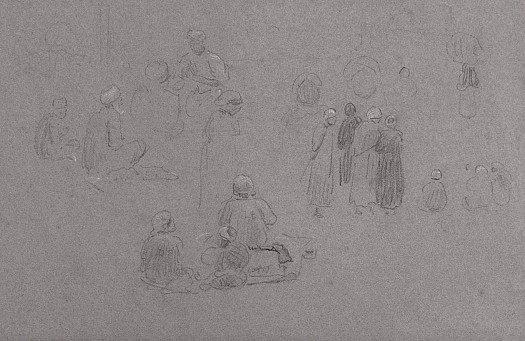 Studies of Arab Figures