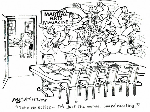 Take No Notice - It's just the Normal Board Meeting.