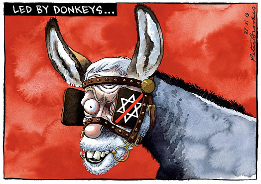 Led by Donkeys...