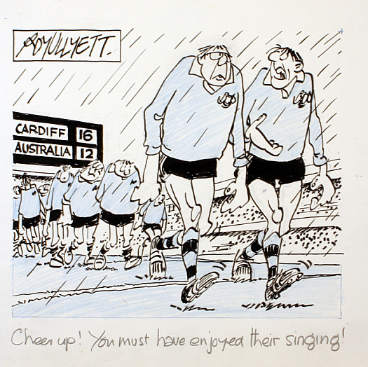 Cheer Up! You Must Have Enjoyed Their Singing!