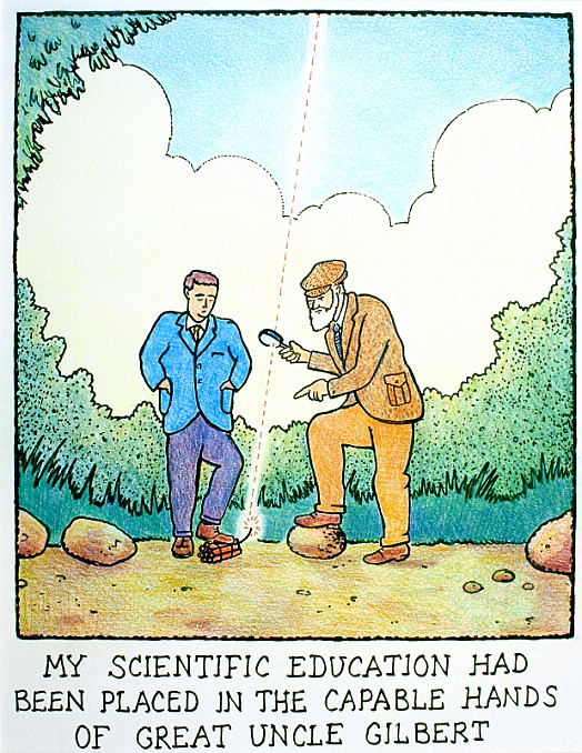 My Scientific Education Had Been Placed In the Capable Hands of Great Uncle Gilbert