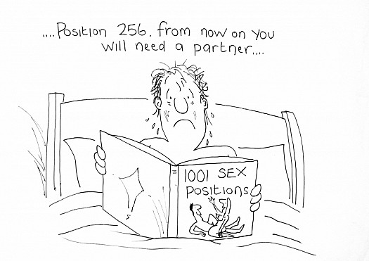 ...Position 256, from Now On You Will Need a Partner...