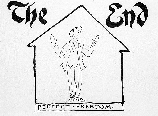 The EndPerfect Freedom