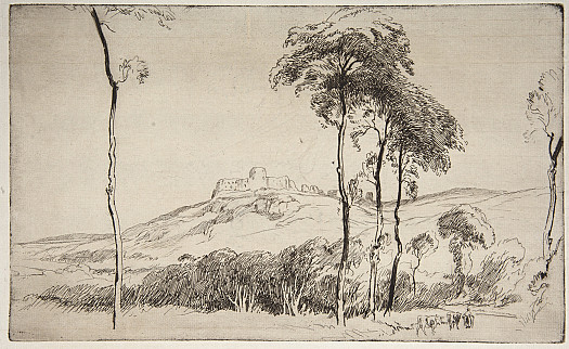 French Landscape, C1927