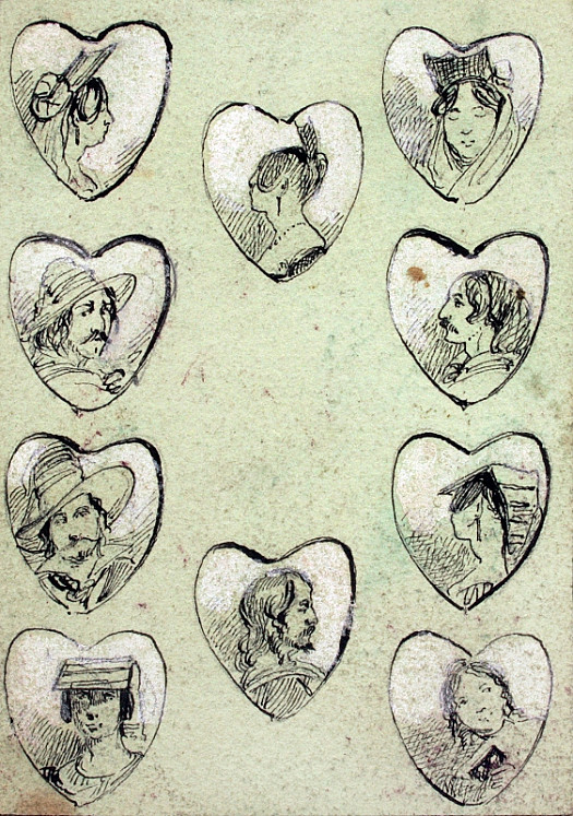 The Ten of Hearts