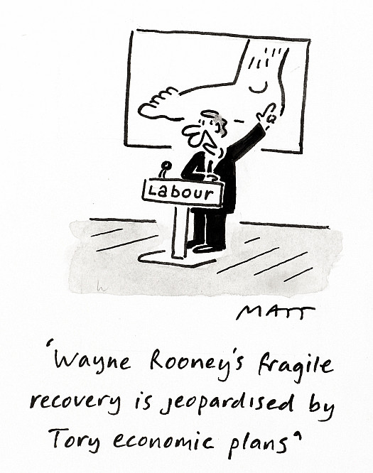 Wayne Rooney's Fragile Recovery Is Jeopardised by Tory Economic Plans