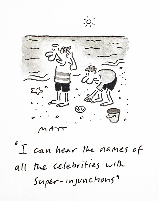 I Can Hear the Names of All the Celebrities with Super-Injunctions