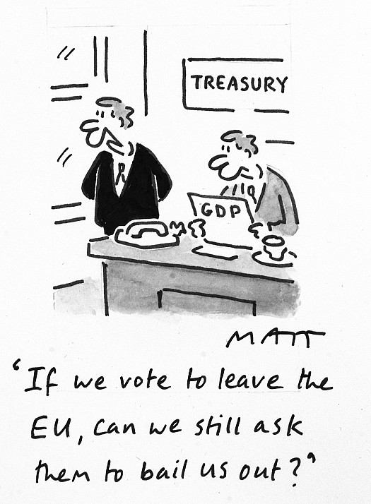 If We Vote to Leave the Eu, Can We Still Ask Them to Bail Us Out?