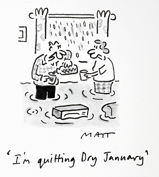 I'm Quitting Dry January