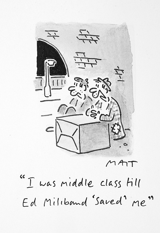 I Was Middle Class Till Ed Miliband 'Saved' Me
