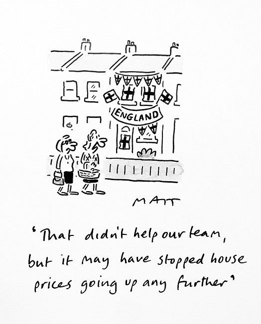 That Didn't Help Our Team, but It May Have Stopped House Prices Going Up Any Further