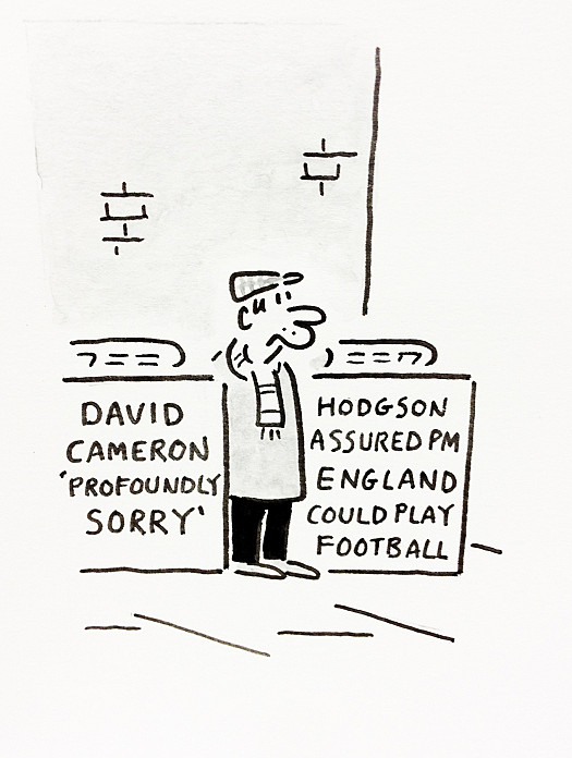 David Cameron 'Profoundly Sorry'