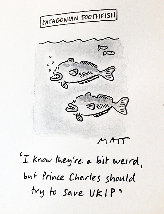 I Know They're a Bit Weird, but Prince Charles Should Try to Save Ukip