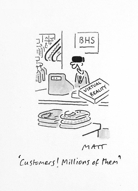 Customers! Millions of Them