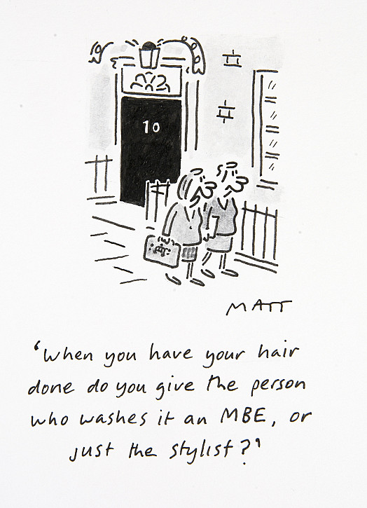 When You Have Your Hair Done Do You Give the Person Who Washes