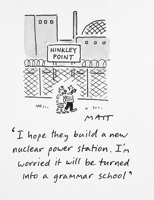 I Hope They Build a New Nuclear Power Station. I'm Worried It Will Be