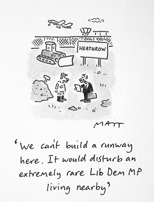 We Can't Build a Runway Here. It Would Disturb an Extremely 