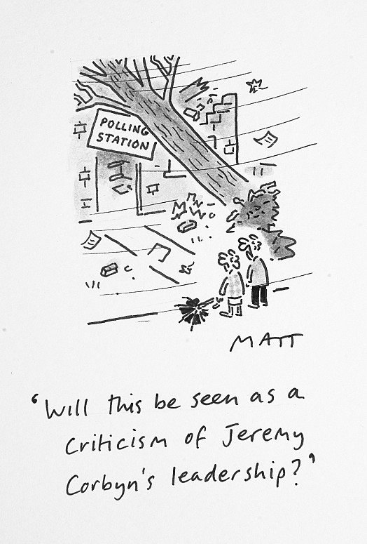 Will this Be Seen as a Criticism of Jeremy Corbyn's Leadership?