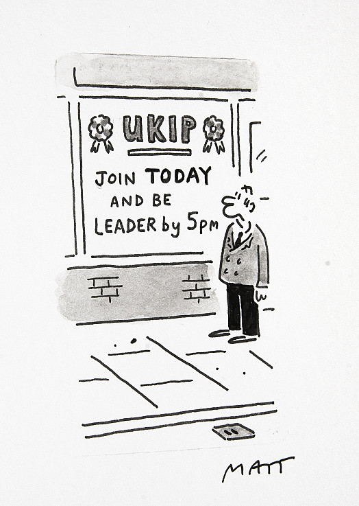 Ukip Join Today and Be Leader by 5pm