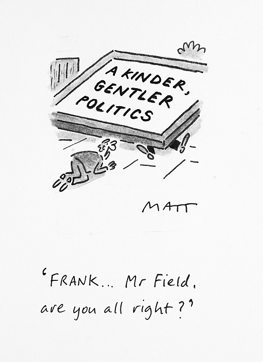 Frank... Mr Field, Are You All Right?