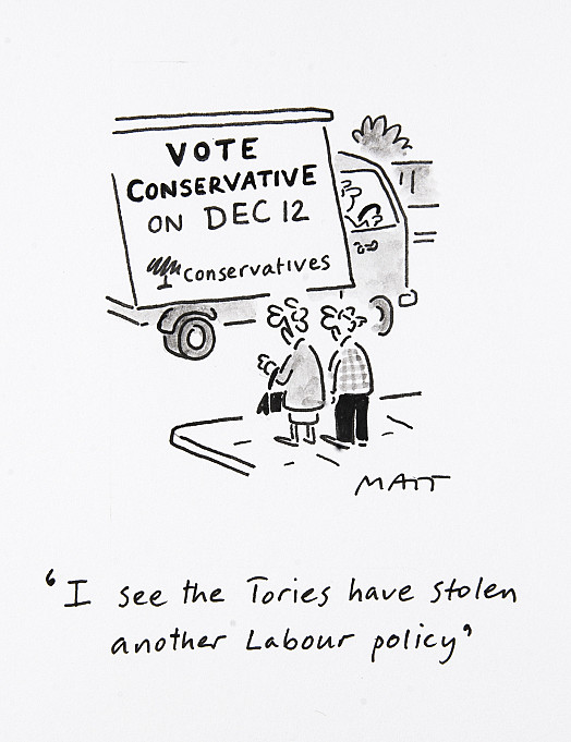 I see the Tories have stolen another Labour policy