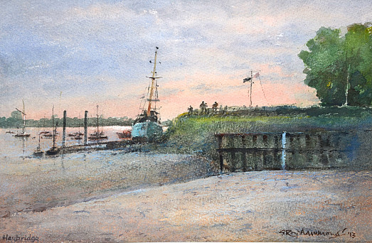 A Wapping Wednesday – Heybridge Basin Essex