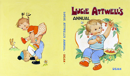 Lucie Attwell's Annual, 1958