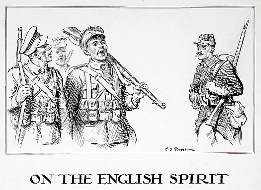 On the English Spirit