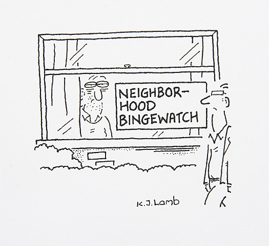 Neighborhood Bingewatch