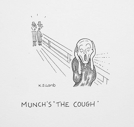 Munch's 'The Cough'