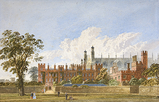 The Provost's House, Eton