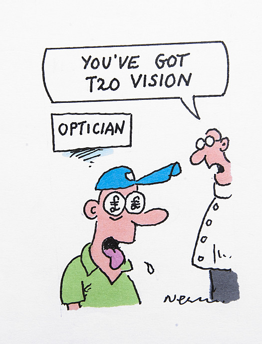 You've Got T20 Vision