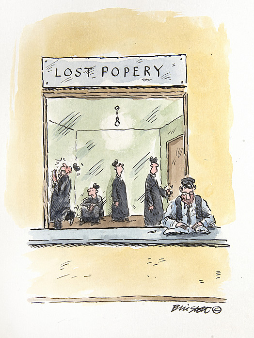 Lost Popery