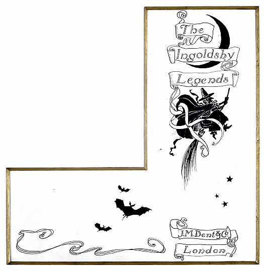The Ingoldsby Legends:Witch in Flight