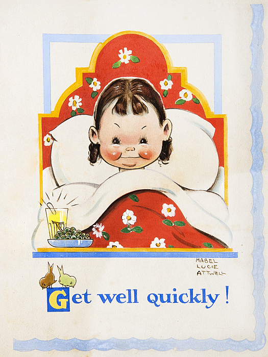 Get well quickly!