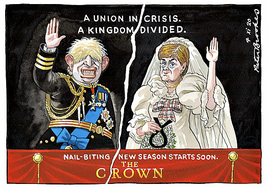 A Union in Crisis. A Kingdom Divided.