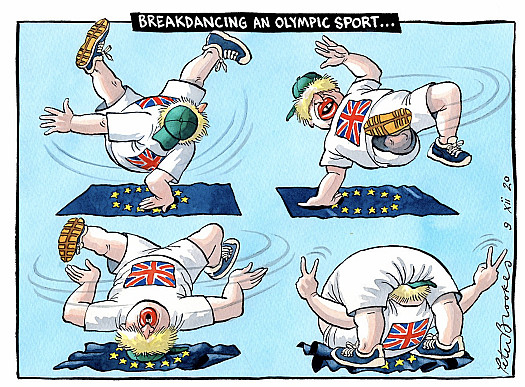 Breakdancing an Olympic Sport