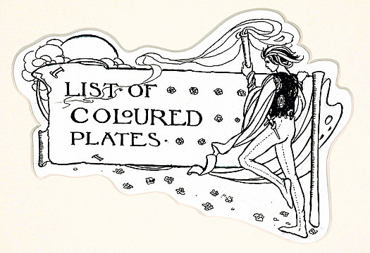 List of Coloured Plates