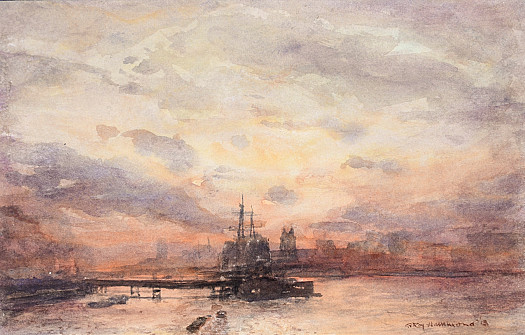The Belfast Mooring – Thames Upper Pool
