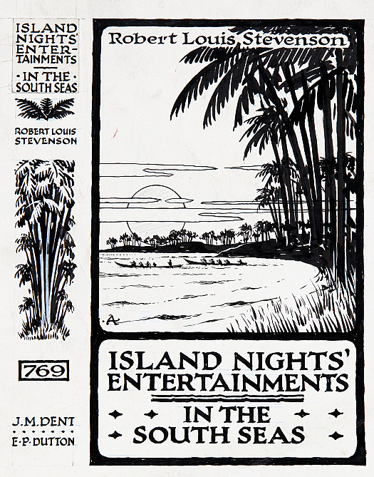 Island Nights' Entertainments & In the South Seas