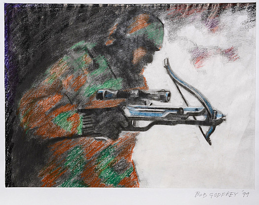 'Crossbow' from the War SongMillennium the Musical