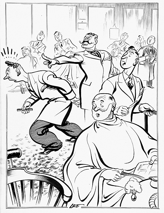 London Laughs: Barber Shops