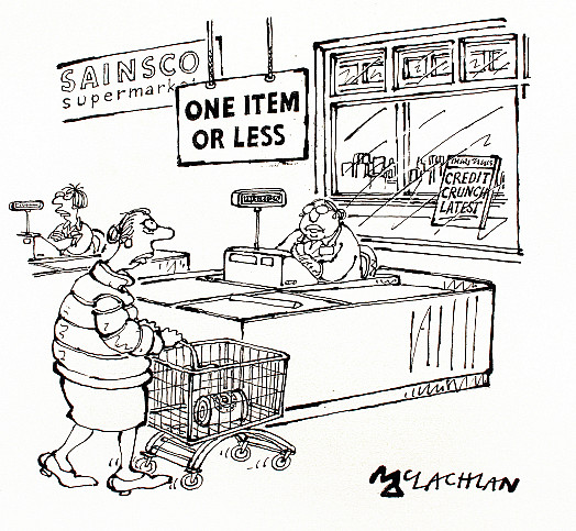 One Item or Less