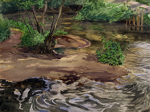 A Bend In the River, Heyshott