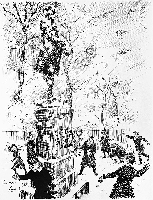 An Unpopular Idol!
