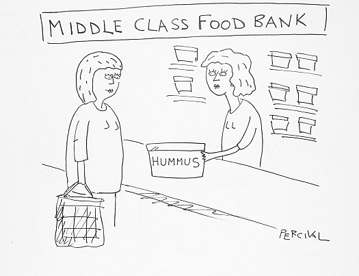 Middle Class Food Bank